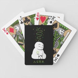 ASMR Tingles Bicycle Playing Cards
