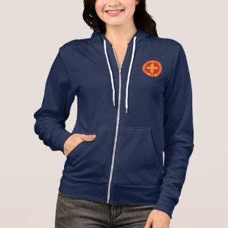 ASNE Premium Women's Zip-up Sweatshirt