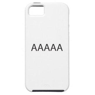 Asociación americana contra abuso de las siglas funda para iPhone 5 tough