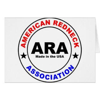 Asociación americana del campesino sureño tarjeta de felicitación