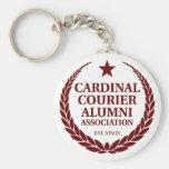 Asociación de alumnos cardinal del mensajero llaveros