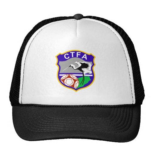 Asociación de fútbol de Taipei del chino, bandera  Gorros