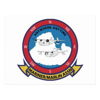 Asociación de la aguja del marino postal