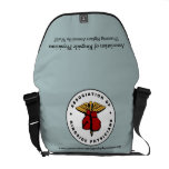 Asociación de la bolsa de mensajero de los médicos bolsas de mensajería