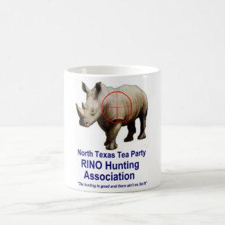 Asociación de la caza de NTTP RINO Taza Clásica