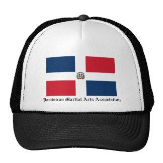 Asociación dominicana de los artes marciales gorro
