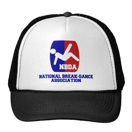 Asociación nacional de Breakdance Gorras