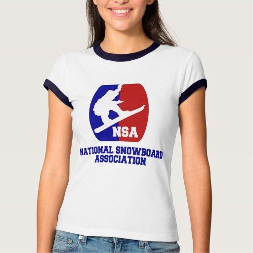 Asociación nacional de la snowboard playera