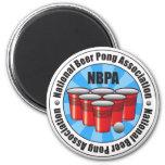 Asociación nacional Starburst de Pong de la cervez Imán De Frigorifico