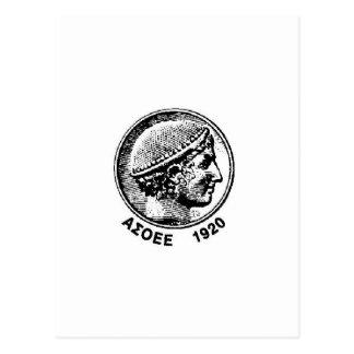 asoee 1920 postcard