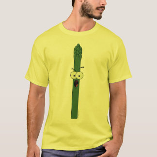Aspara-Gus Character T-Shirt