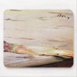 Asparagus, 1880 mouse pad