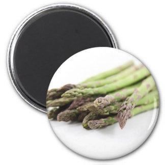 Asparagus 2 Inch Round Magnet