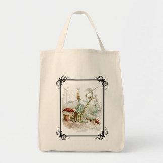 Asparagus Bully Tote Bag
