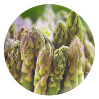 Asparagus Dinner Plate