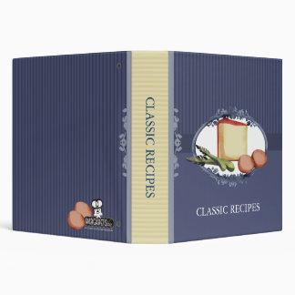 Asparagus eggs cheese cooking recipe cookbook bind 3 ring binder