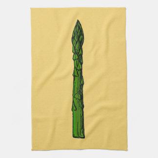 Asparagus Kitchen Towel