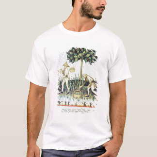Asparagus Pickers, 13th century T-Shirt