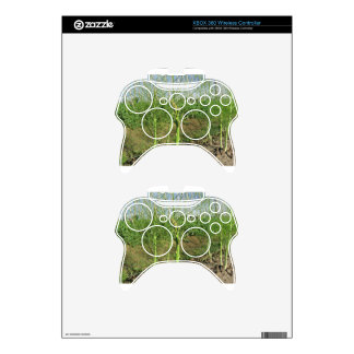 Asparagus shoot just before becoming woody xbox 360 controller decal