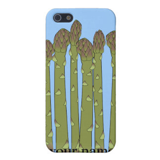 Asparagus Spears Vegetables Personalised iphone 4 Cover For iPhone 5