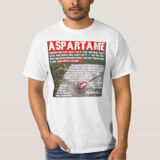 Aspartame Awareness Mens White T T Shirt