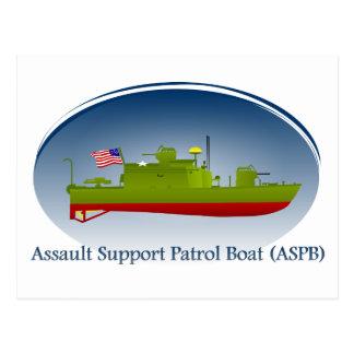 ASPB POSTCARD