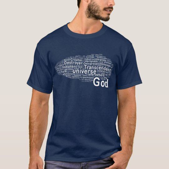 Aspects of God (From Jaap Sahib) T-Shirt