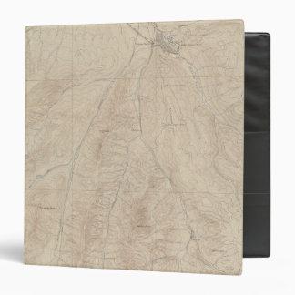 Aspen Atlas Sheet Binders