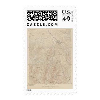 Aspen Atlas Sheet Postage Stamps