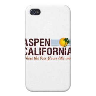 Aspen California iPhone 4/4S Funda