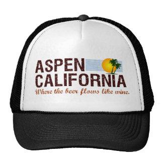 Aspen California Trucker Hat