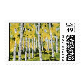 Aspen Calm Stamp