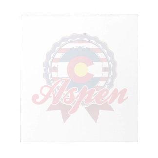 Aspen, CO Scratch Pad