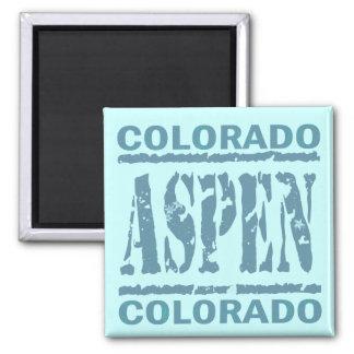 ASPEN, COLORADO FRIDGE MAGNETS