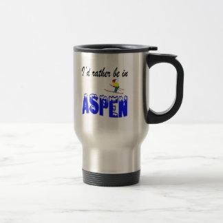 Aspen, Colorado Coffee Mugs