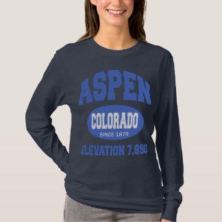 Aspen Colorado Playera