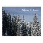 Aspen, Colorado Postcard
