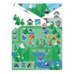 Aspen Colorado Postcard