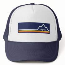 Aspen, Colorado Trucker Hat