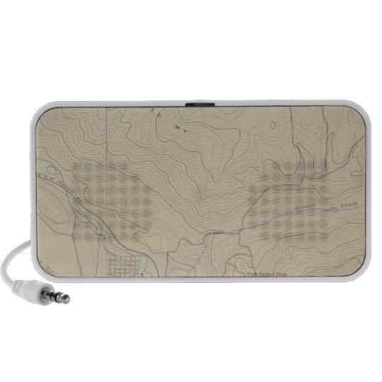 Aspen District Mini Speaker