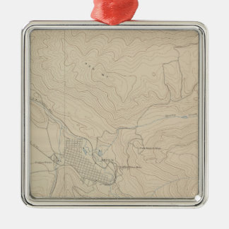 Aspen District Ornament