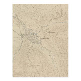 Aspen District Postcard