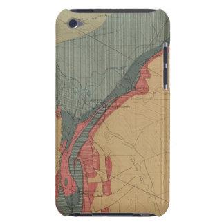 Aspen District Sheet iPod Touch Case-Mate Case