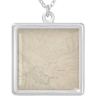 Aspen District Silver Plated Necklace