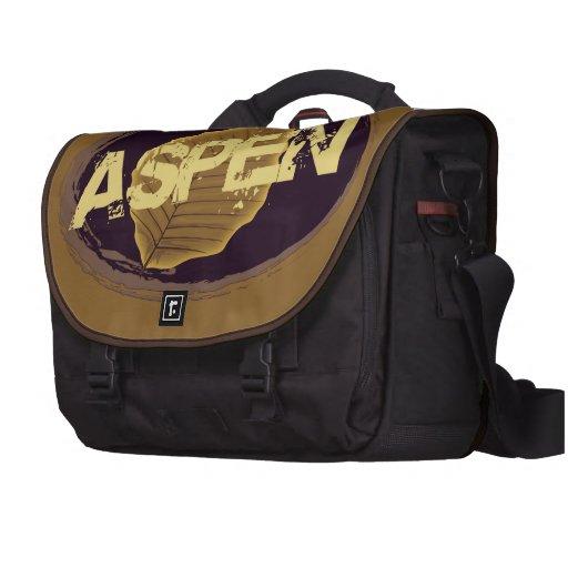 Aspen Gold Leaf Laptop Bags