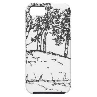 Aspen Grove iPhone SE/5/5s Case
