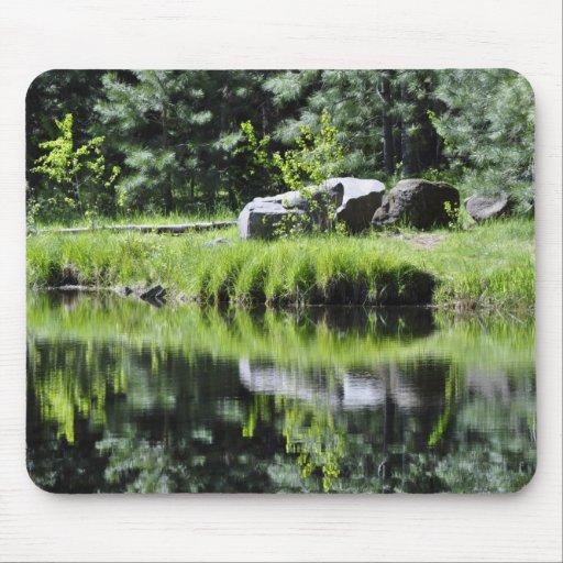 Aspen Lake Mousepads