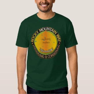 Aspen Leaf Conservation T Shirt