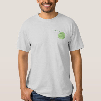 Aspen Leaf Embroidered T-Shirt