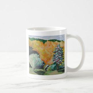 Aspen meadow coffee mug